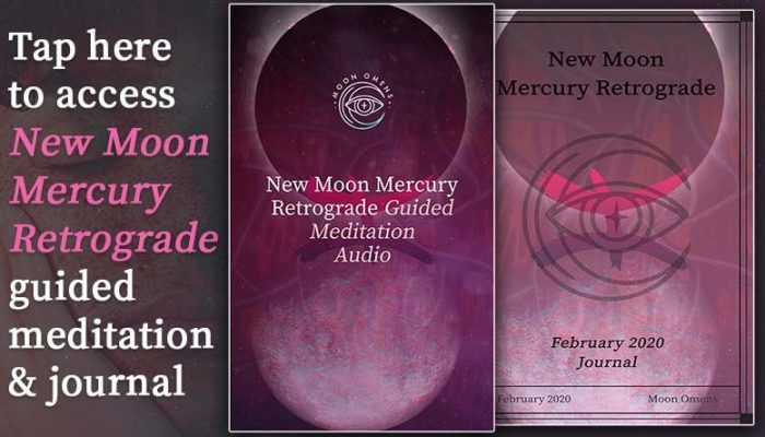 New Moon Mercury Retrograde