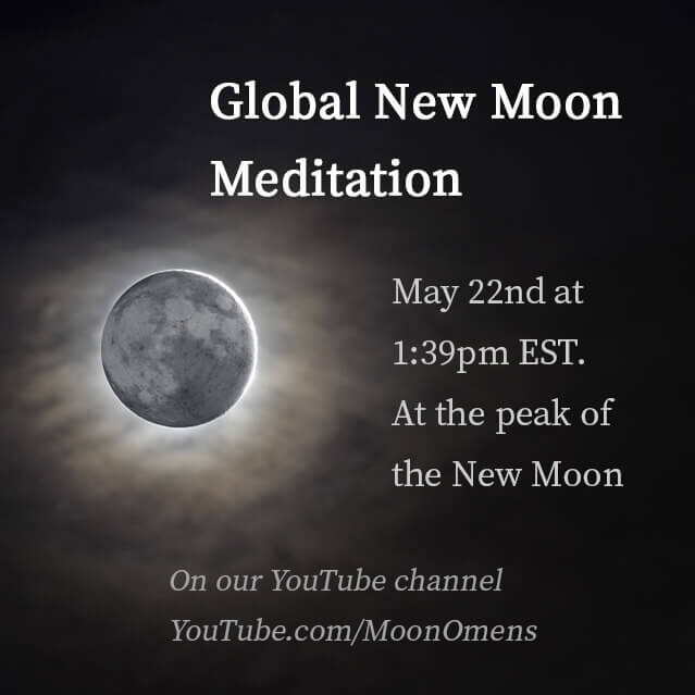 new moon meditation a
