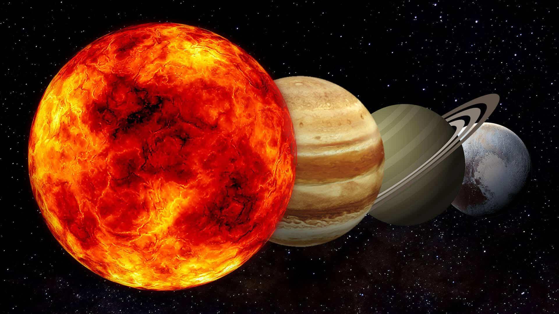 sun trines pluto jupiter saturn