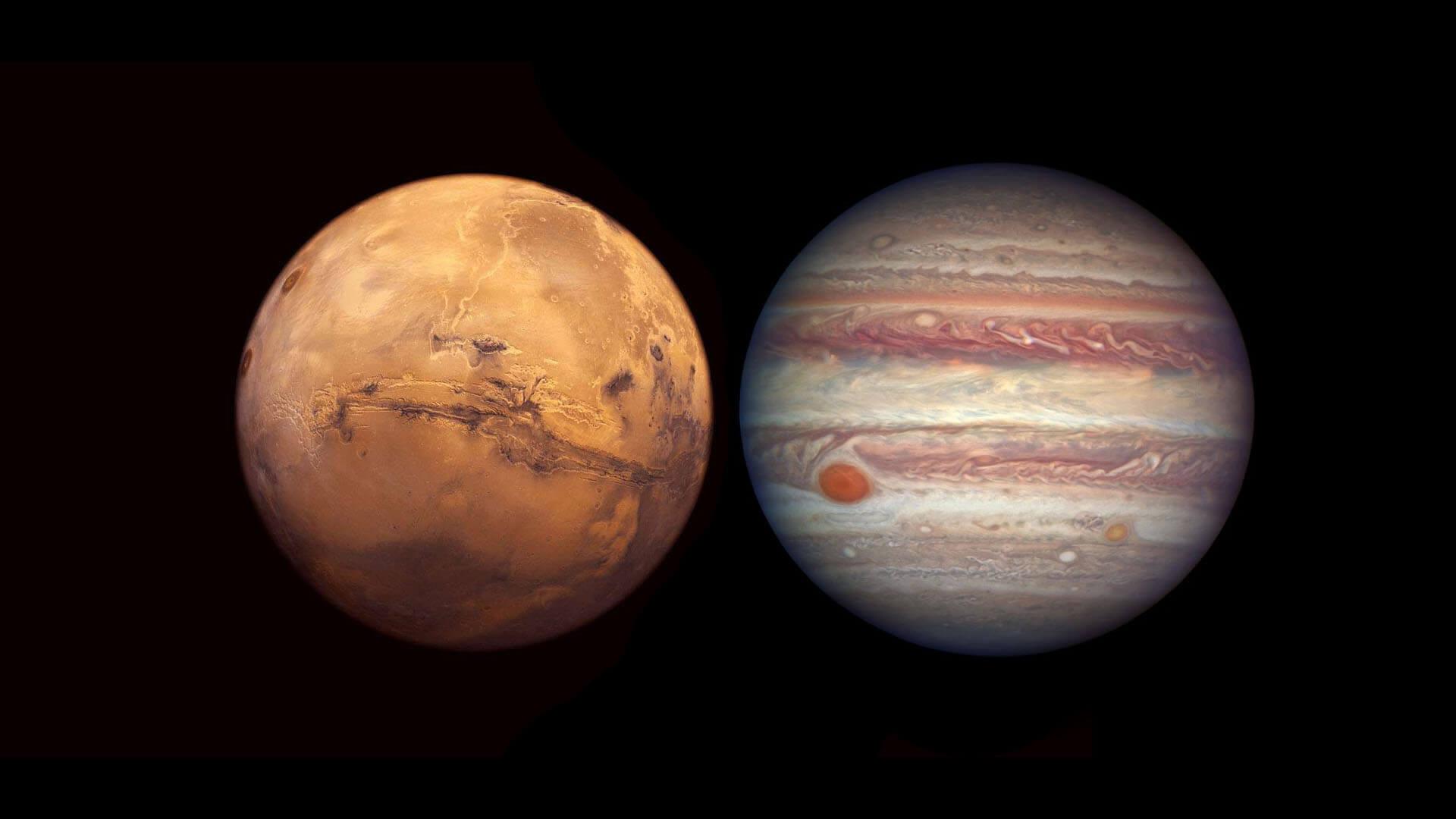 Retrograde Mars square Jupiter