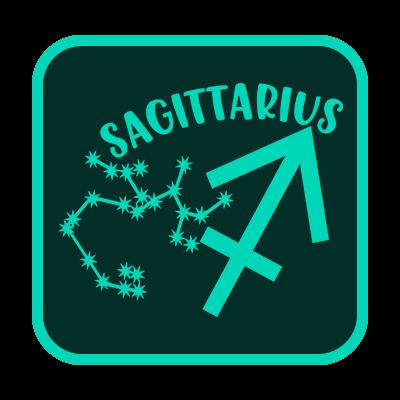 sagittarius 2021 button