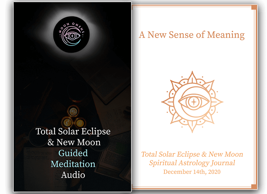 Total Solar Eclipse in Sagittarius