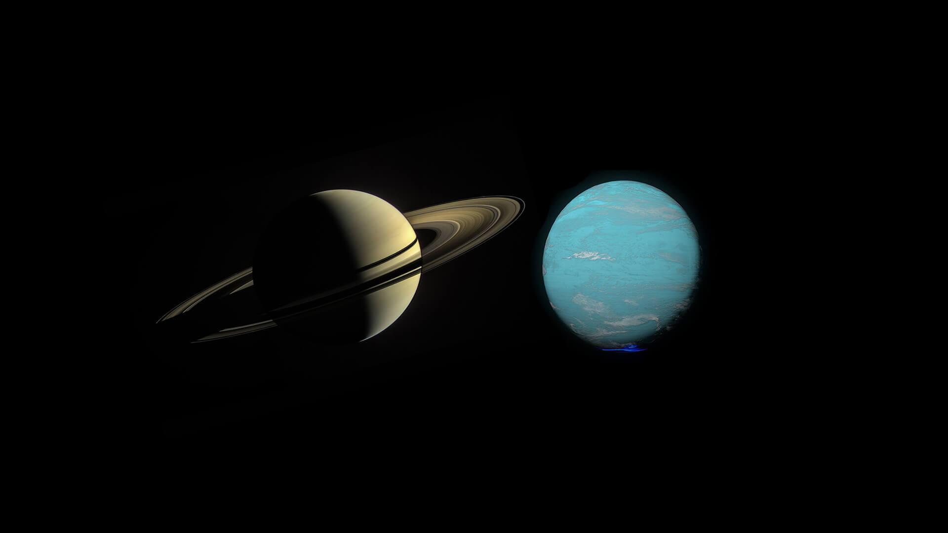 Saturn square Uranus