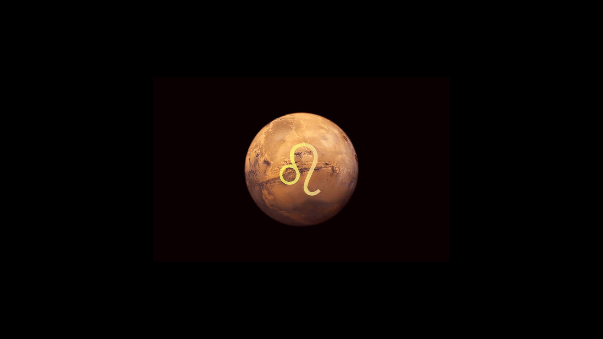 Mars Enters Leo