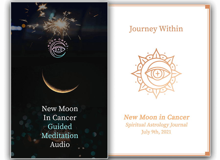 New Moon in Cancer July 2021