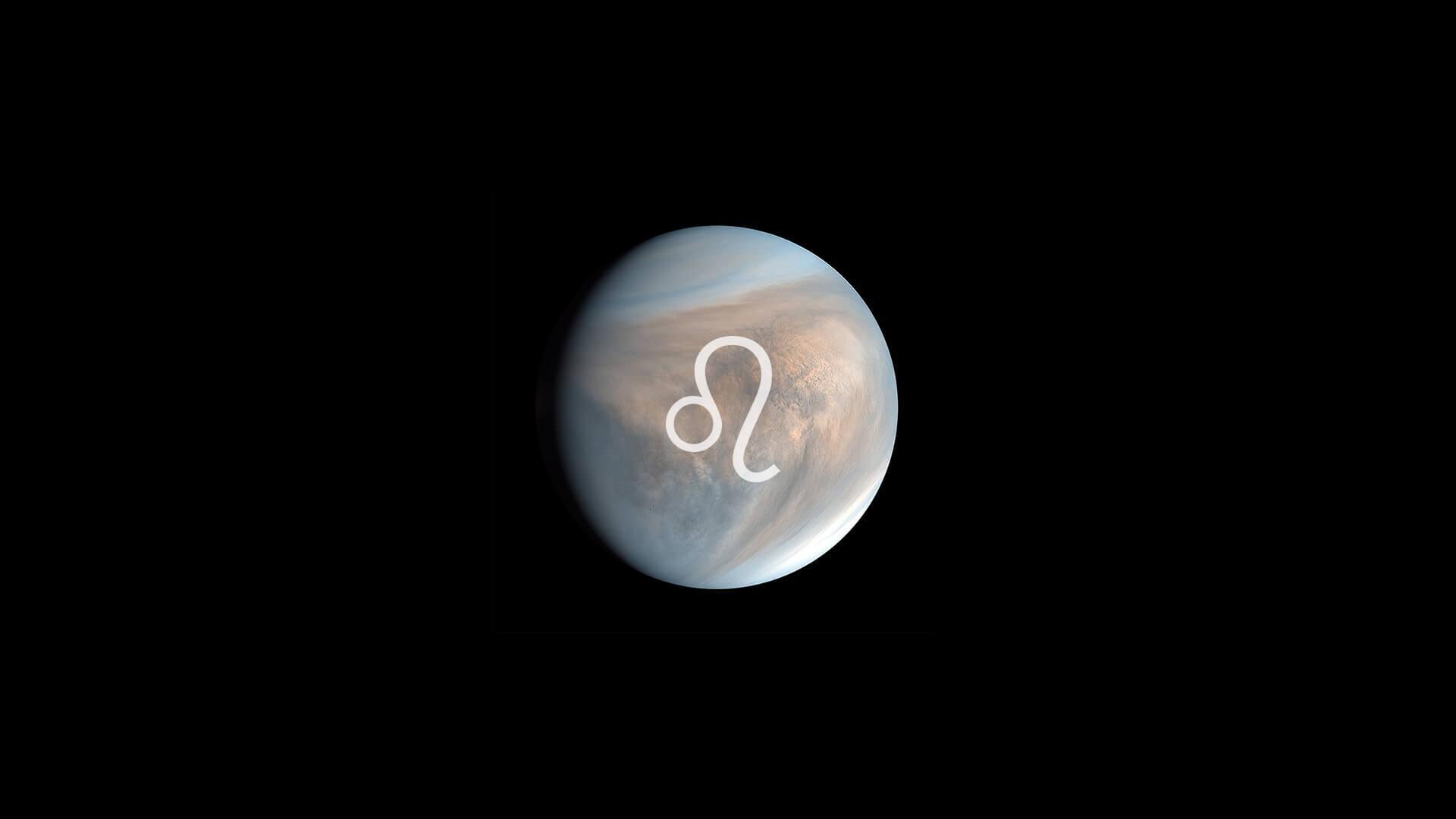 Venus enters Leo