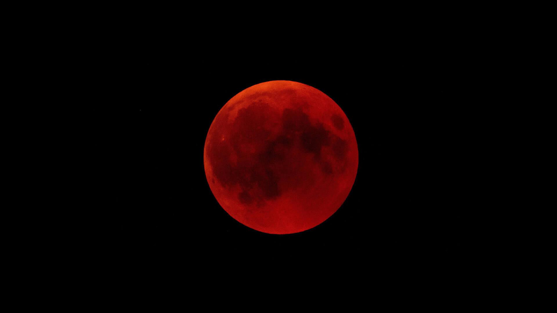 Full Blood Moon in Aries