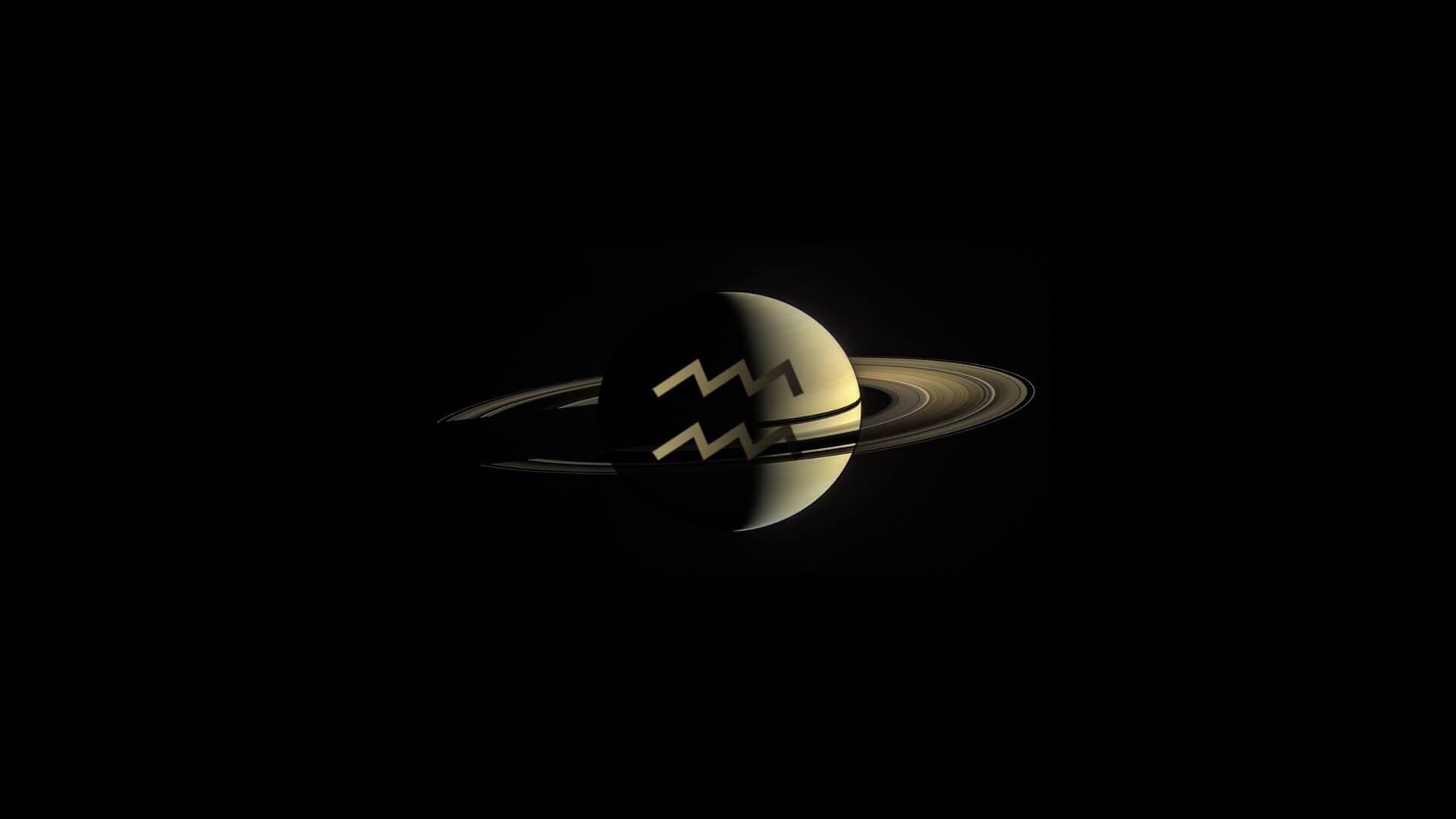 Saturn Direct in Aquarius